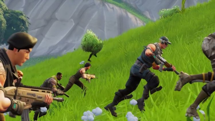 Fortnite: Battle Royale: Fortnite: Battle Royale - Controls for PC, PS4 and Xbox