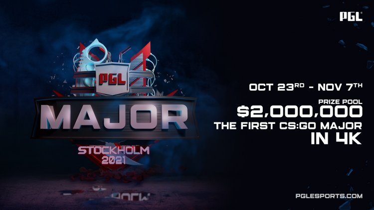 Next CSGO major to be hosted by PGL, set for Stockholm