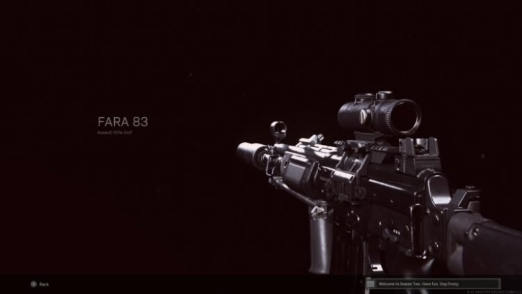 The best FARA 83 loadout for Call of Duty: Warzone