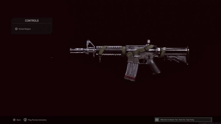 The best XM4 loadout in Call of Duty: Warzone