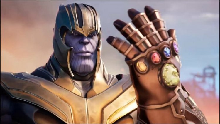 How to get the Thanos skin in Fortnite
