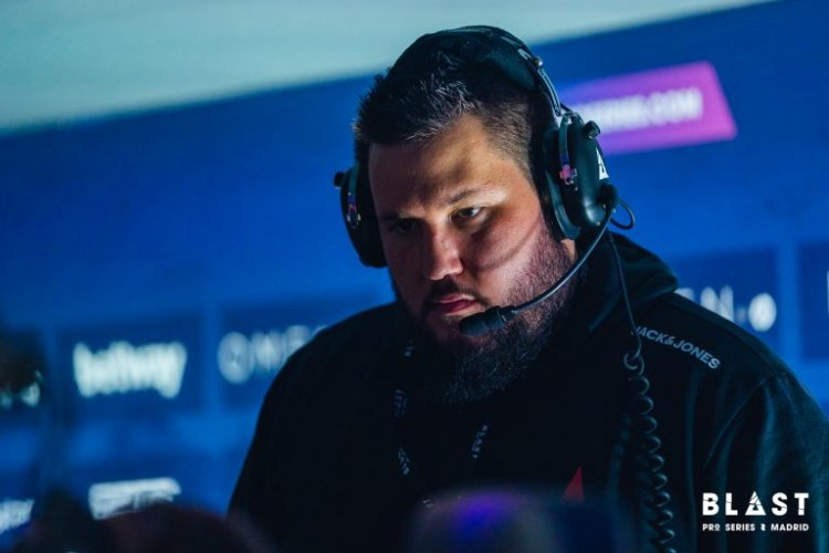 Zonic reportedly considering leaving Astralis