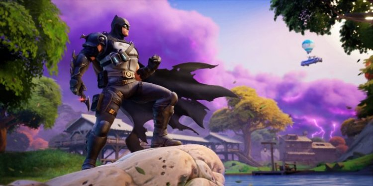 Armored Batman Zero outfit now available in Fortnite
