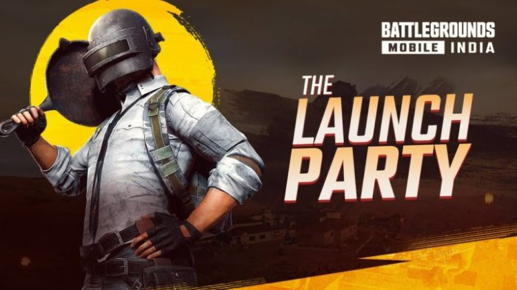 Results for the Battlegrounds Mobile India (BGMI) Launch Party