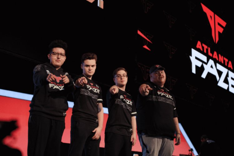 Group play results for Stage 5 of 2021 Call of Duty League