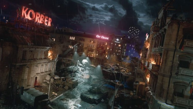 Newest Zombies map, Mauer der Toten,  coming to Call of Duty: Black Ops Cold War on July 15