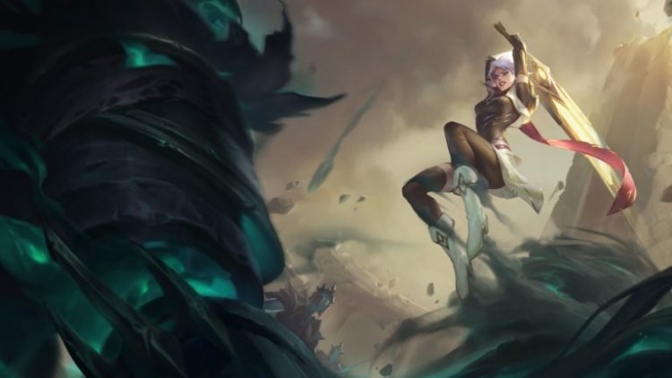 When does League of Legends' Sentinels of Light event end?