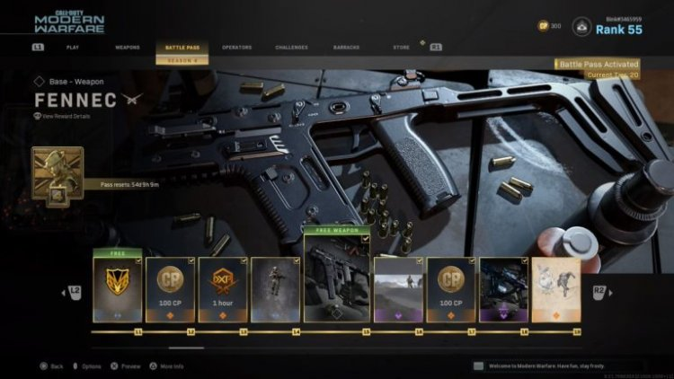 How to unlock the Fennec and CR-56 AMAX in Call of Duty: Warzone