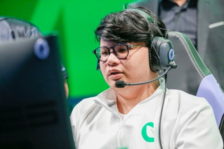 FlyQuest's Academy roster take down Cloud9 in 2021 LCS Summer Split