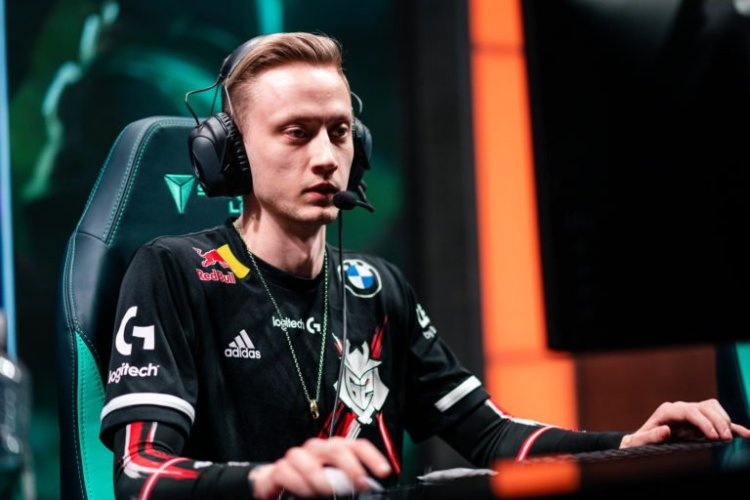 Rekkles becomes the first player in LEC history to reach 2,000 kills