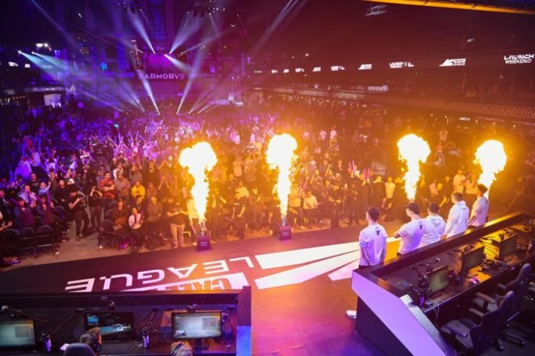 Here are the 2021 Call of Duty League standings