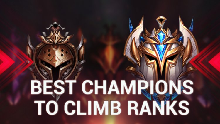 The best champions to help you climb the League solo queue ladder