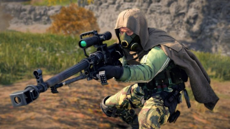 The best quickscoping loadout in Call of Duty: Black Ops Cold War