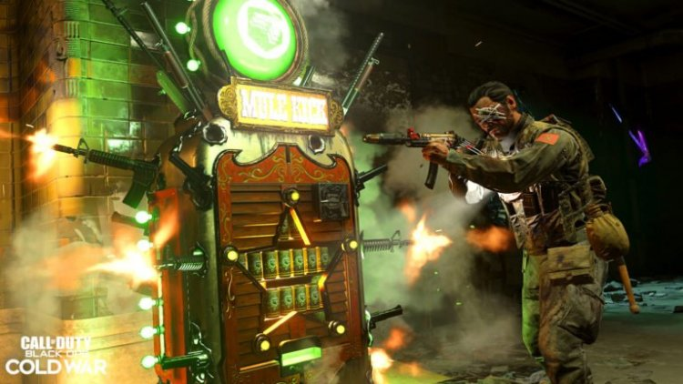 Call of Duty: Black Ops Cold War season 4 reloaded road map reveals everything coming in this week's update