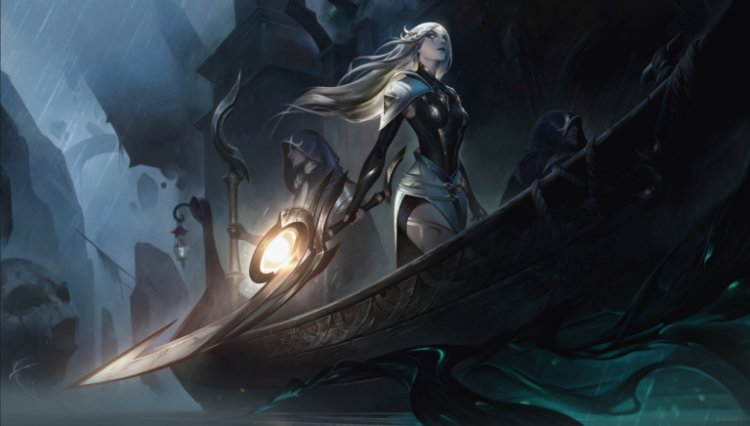 Best ways to earn points from League of Legends' new Sentinels of Light in-client event