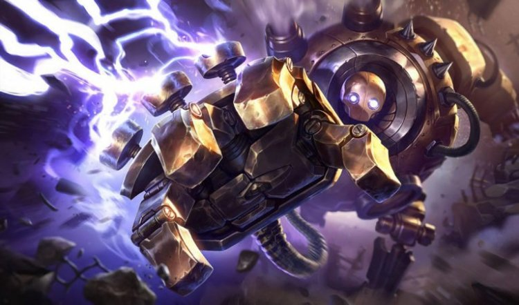 Mordekaiser, Blitzcrank among many champions set to be buffed in League Patch 11.15