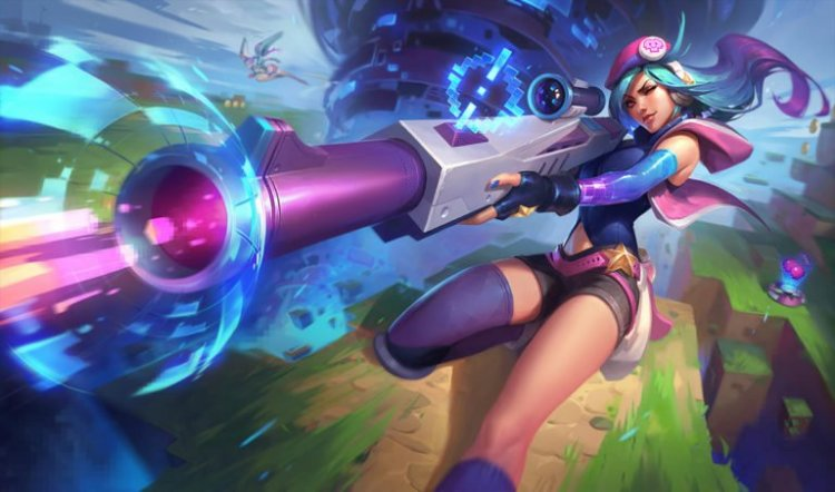 Riot details buffs coming to Blitzcrank, Caitlyn, and others in League Patch 11.15
