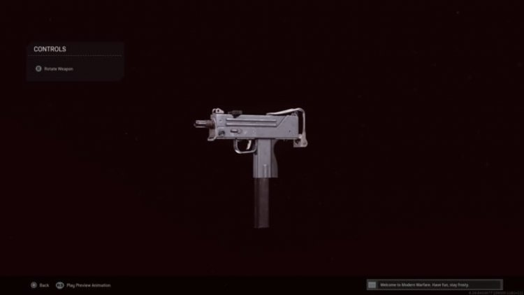 The best MAC-10 loadout for Call of Duty: Warzone