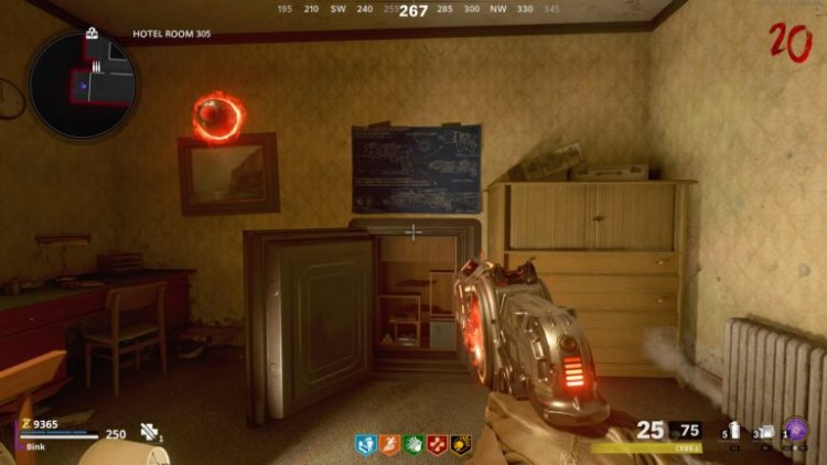 How to get a free CRBR-S in Call of Duty: Black Ops Cold War Zombies map, Mauer der Toten