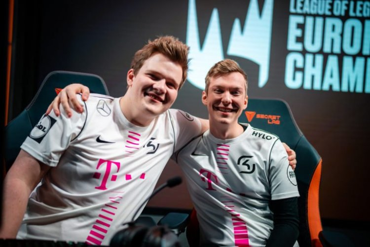 SK Gaming pull off big upset against MAD Lions to keep 2021 LEC Summer Split playoff dreams alive