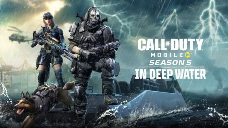 When will Call of Duty: Mobile's season 5 end