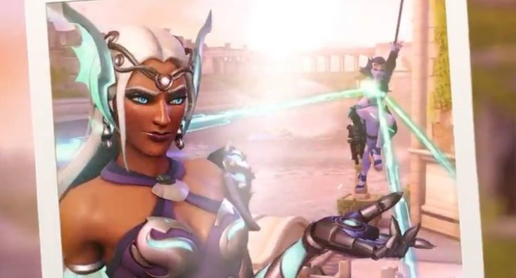 Overwatch Summer Games 2021 event kicks off on July 20, teases skins for Symmetra, Mei, and Ashe