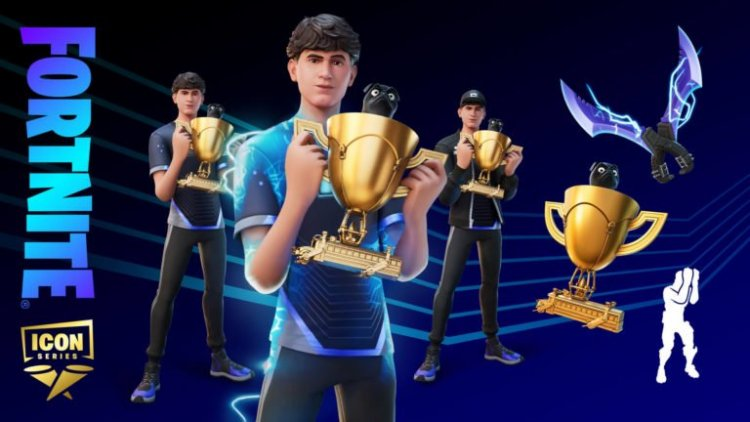 Fortnite 2019 World Cup champion Bugha gets his own Icon Series skin