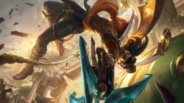 How to play Akshan, League of Legends' newest champion