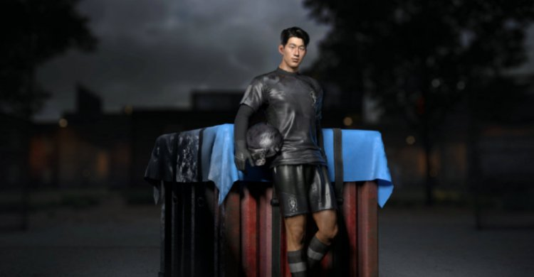 Krafton partners with South Korean soccer star Son Heung-Min for PUBG in-game event