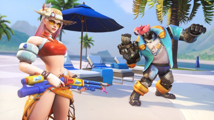 Overwatch's Summer Games 2021 event is live