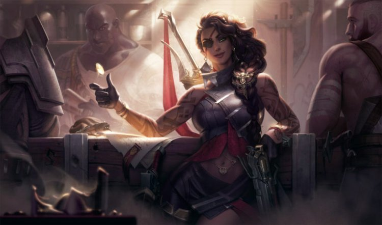Riot previews changes coming to Clash in 2022 League season