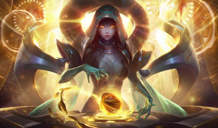 Sona rework now live on League PBE, will hit live servers next month