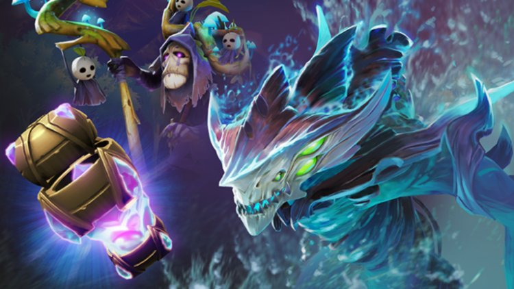 The Nemestice 2021 Collector's Cache is live for Dota 2
