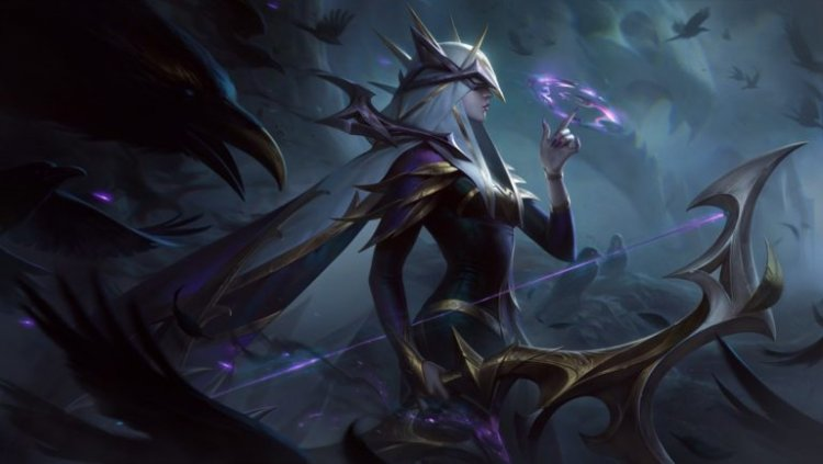 New Prime Gaming skin shard available in League of Legends today