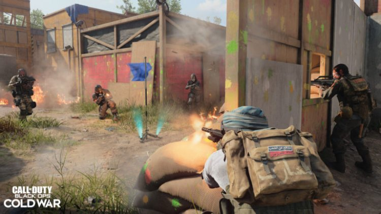 Double XP, free multiplayer now live in Call of Duty: Black Ops Cold War
