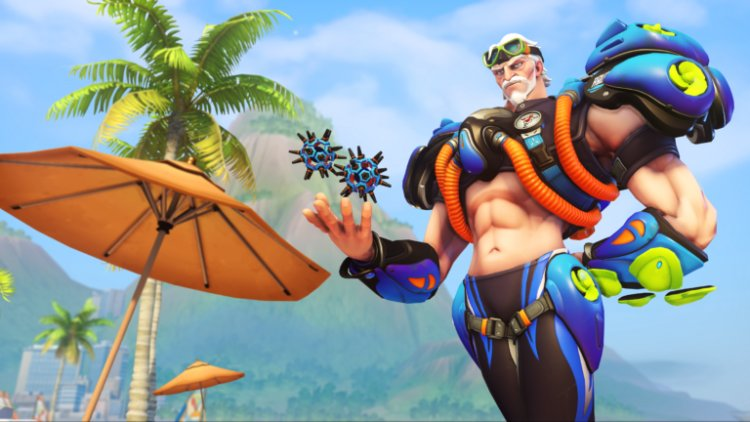 When does Overwatch's Summer Games 2021 event end?