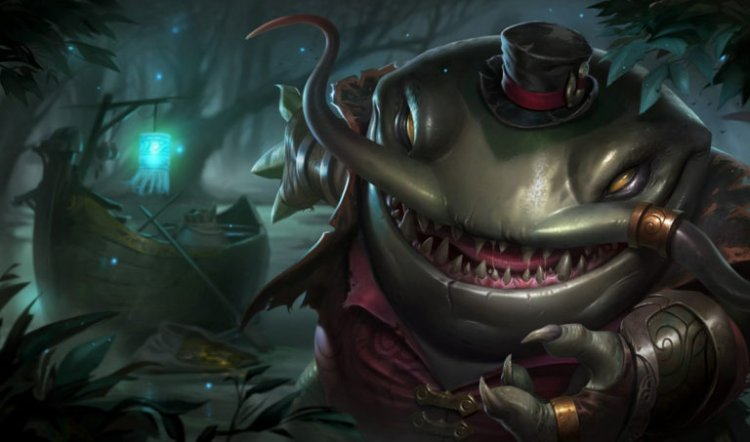 The best top lane champions in League's Patch 11.15