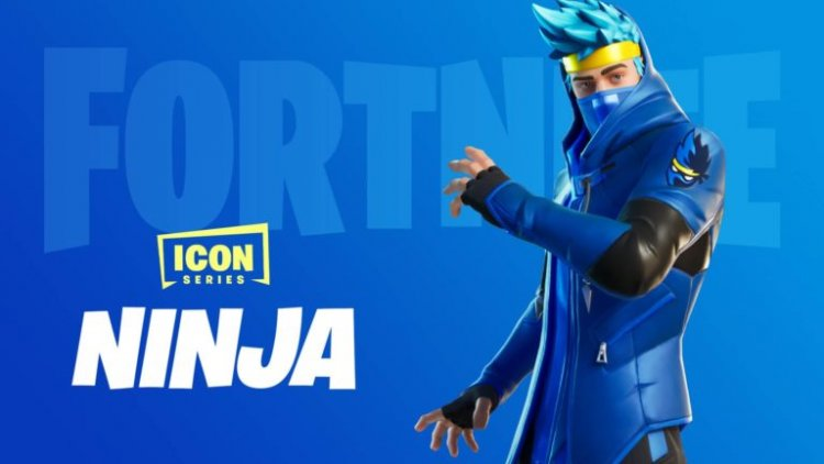 All six creator Icon series skins available in Fortnite