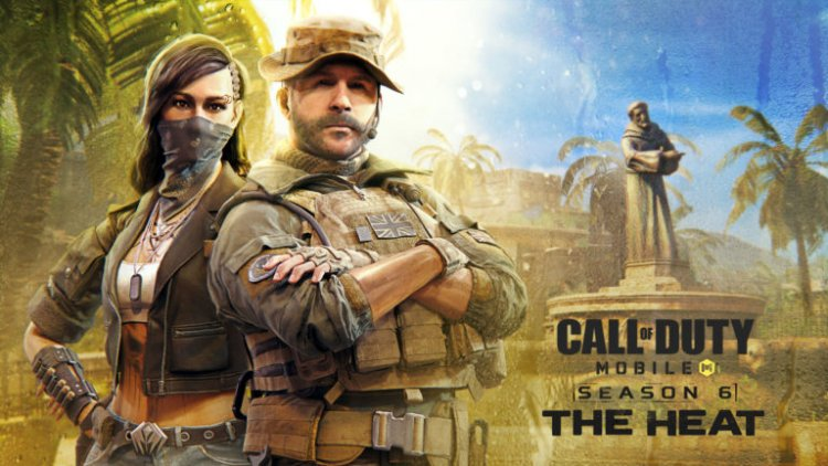 Call of Duty: Mobile season 6, The Heat, adds Slums map and Undead Siege mode for Zombies