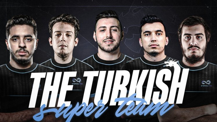 Turkish superteam goes official as Eternal Fire; includes XANTARES, WOXIC and ISSAA