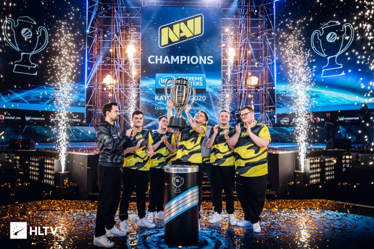 Na`Vi win ESL Pro League Season 14 over Vitality with a Thriller on Mirage