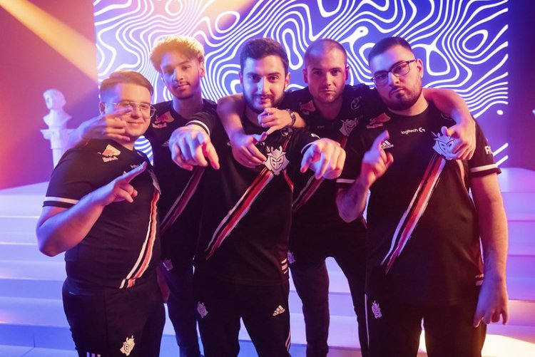 G2 Esports looking to become kings in VALORANT